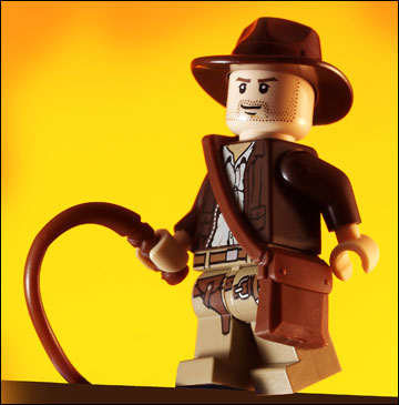 Indy od LEGO